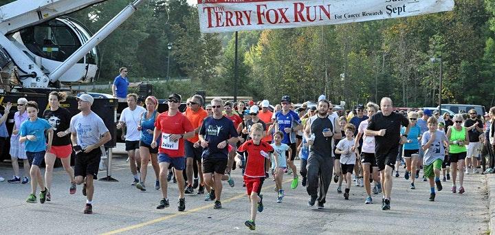 UK Terry fox run